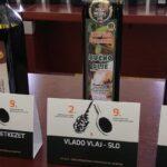Zlata medalja in najvišja ocena med slovenskimi olji