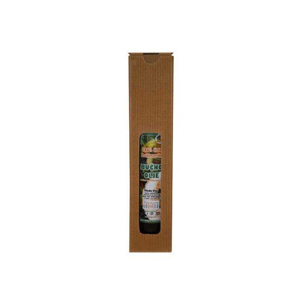 Kmetija Vlaj domače bučno olje 0,25 L v darilni škatli