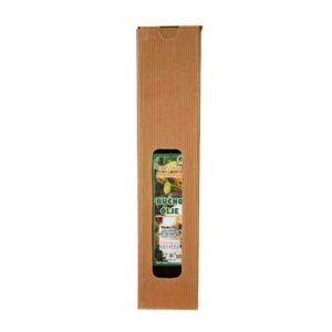 Kmetija Vlaj domače bučno olje 0,5 L v darilni škatli